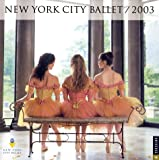 New York City Ballet Calendar (0789307553) by RIZZOLI