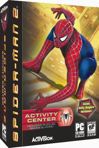 Spiderman 2 Activity Center