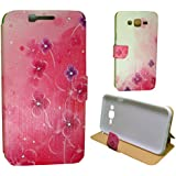 Samsung Galaxy On5 Flip Cover Case : MACC Designer Fancy Premium Flip Cover Case For Samsung Galaxy On5 - DESIGN3