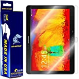 ArmorSuit MilitaryShield - Samsung Galaxy Note 10.1 2014 Edition Ultra Clear Screen Protector + Lifetime Replacements