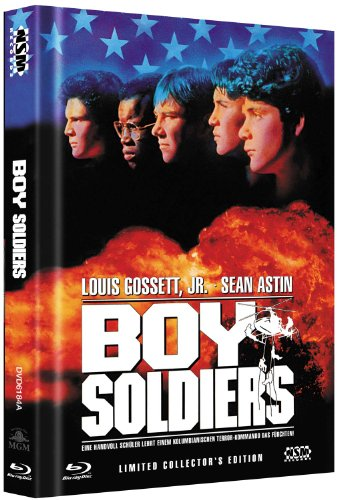 Boy Soldiers - Toy Soldiers (DVD+Blu-Ray) uncut streng limitiertes Mediabook Cover A [Limited Collector's Edition]