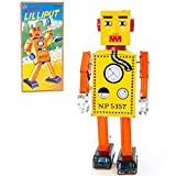 Vintage Style Large Wind Up Robot Lilliput - Off the Wall Toys