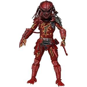 Action Figur Predators Serie X - Lava Planet Predator
