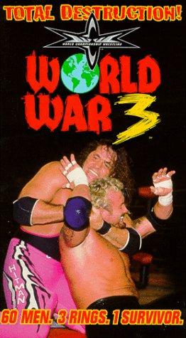 WCW/NWO World War 3 1998 [VHS] (Wcw World War 3 compare prices)