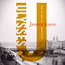 Ulysses Audiobook by James Joyce Narrated by John Lee
