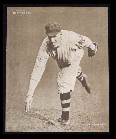 M101-2 Sporting News Supplements November 20 1913 Albert W. Demaree Giants (Card) # 98 Dean'S Cards 6 - Ex/Mt