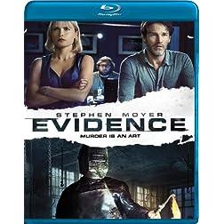 Evidence [Blu-ray]