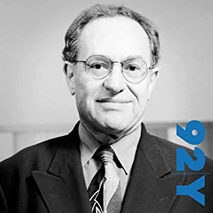 Alan Dershowitz and Natan Sharansky on Peace in the Middle East at the 92nd Street Y | [Alan Dershowitz, Natan Sharansky]