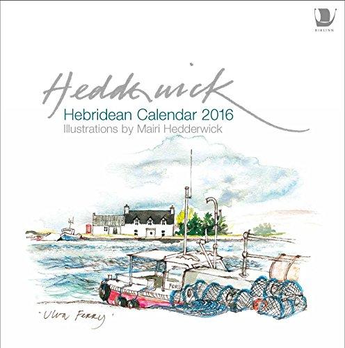 Hebridean Calendar 2016 (Calendars 2016)