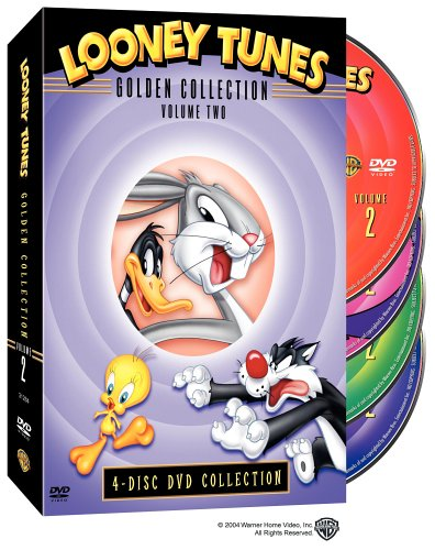 Cover art for  Looney Tunes: Golden Collection, Vol. 2