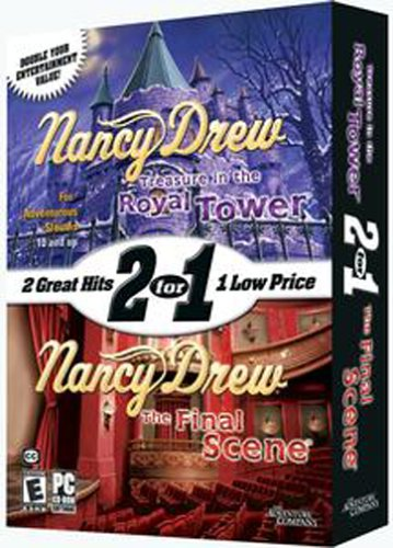 Nancy Drew: The Final Scene & Treasure In The Royal Tower