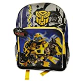 Transformers Bumblebee 3-D Large Backpack