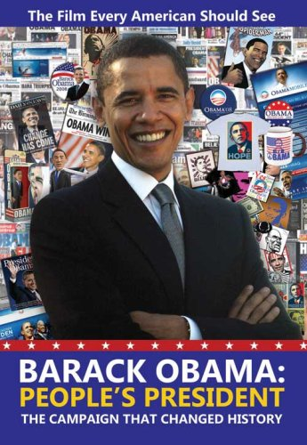 Barack Obama: People's President - Campaign Change [DVD] [Region 1] [US Import] [NTSC]
