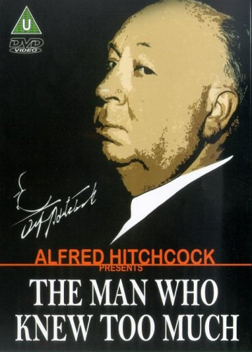 The Man Who Knew Too Much [1934] [DVD]