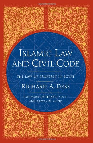 Islamic Law and Civil Code: The Law of Property in Egypt