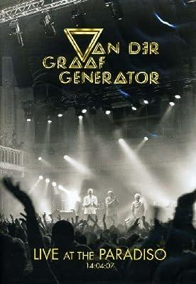 Van Der Graaf Generator Live At The Para