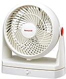 Honeywell 【前面カバーが外せて羽根が洗える】 ターボサーキュレーター(自動首振り・静音設計) ホワイト HFT-2114-WH