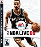 NBA Live 09 - Playstation 3