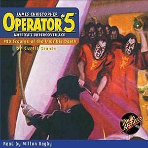 Operator #5 #20, November 1935 Audiobook