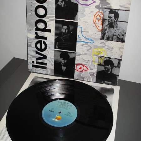 Frankie Goes To Hollywood - Liverpool - Ztt - Ztt Iq 8, Island Records - Ztt Iq 8