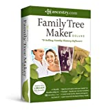 Software - Family Tree Maker Deluxe