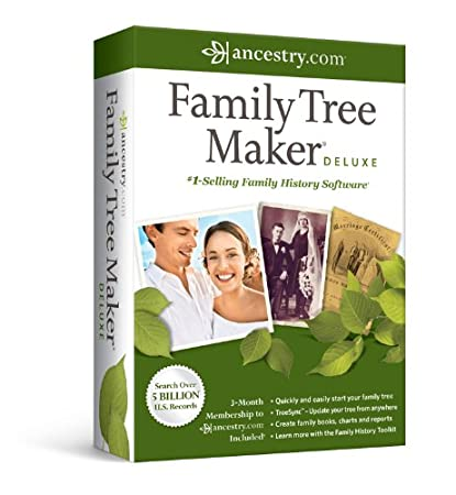 Family Tree Maker Deluxe 2012