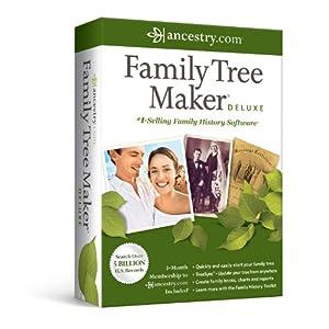 Family Tree Maker Deluxe 2012