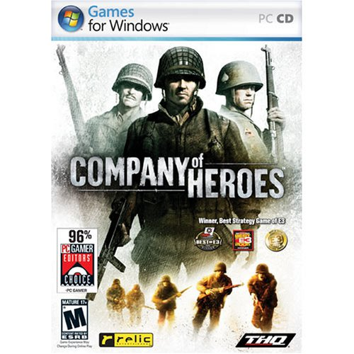 Company of Heroes CD-ROM