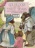 img - for Goldilocks and the Three Bears: Full-Color Picture Book (Dover Little Activity Books) book / textbook / text book