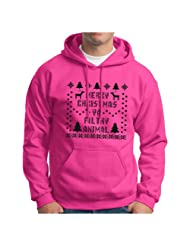Christmas Sweatshirt Immitation Snowflake Heliconia