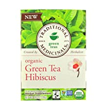 buy Traditional Medicinals Organic Tea, Hibiscus, 16 Count