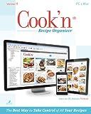 DVO Enterprises Cook'n Recipe Organizer, Version 11