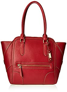 Nine West Punch Love 60338395 Shoulder Bag,Dark Lipstick Red,One Size
