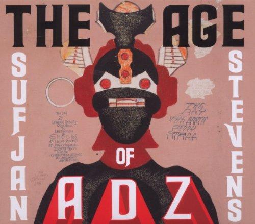 The Age of Adz by Sufjan Stevens
