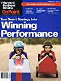 Harvard Business Review on Point Executive Series [US] Spring 2013 (�P��)