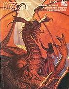 Dragon Magazine, No. 64 by Kim Mohan