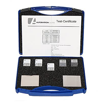 Certified-Thickness-Reference-Test-Shims