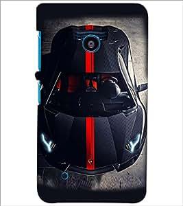 PrintDhaba Car D-4808 Back Case Cover for NOKIA LUMIA 530 (Multi-Coloured)
