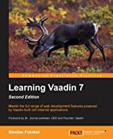 Learning Vaadin 7, 2nd Edition Front Cover