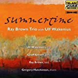 Summertimepar Ray Brown