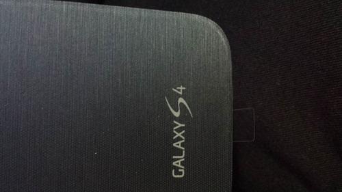 Samsung Galaxy S4 Flip Cover Folio Case (Black)