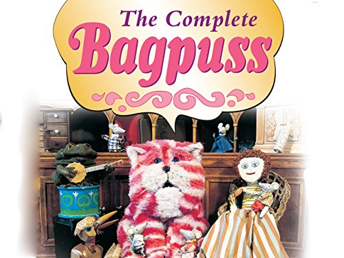 Bagpuss on Amazon Prime Instant Video UK