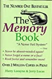 The Memory Book (0880293225) by Harry Lorayne