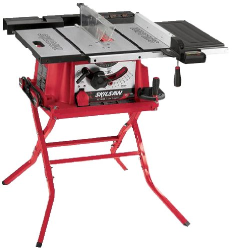 Skil 3400 20 10 inch digital table saw with stand for sale for 10 table saws
