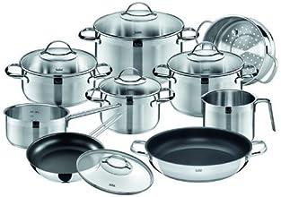 Silit Achat 23684411 Batterie de cuisine 10 pièces