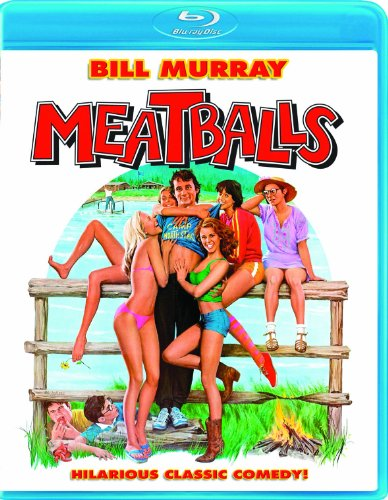 Cover art for  Meatballs [Blu-ray]