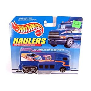 Hot Wheels Haulers 30 Years Over the Road Power Trucks! 1998