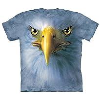 The Mountain Eagle Face T-Shirt