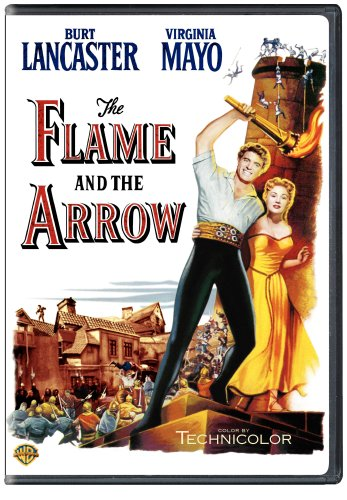 Flame & The Arrow [DVD] [Region 1] [US Import] [NTSC]