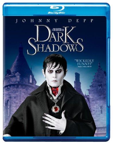 Dark Shadows (+Ultraviolet Digital Copy Combo Pack) [Blu-ray]